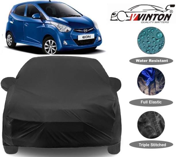 V VINTON Car Cover For Hyundai Eon (With Mirror Pockets)