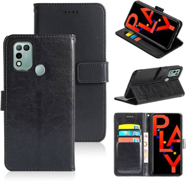 BOZTI Back Cover for Infinix Hot 10 Play