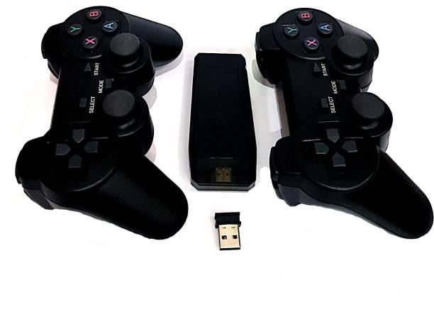 Wireless 4K ULTRA HD Video Gaming Controller with Game Stick (2 Controller, 1 Game Stick) Limited Edition