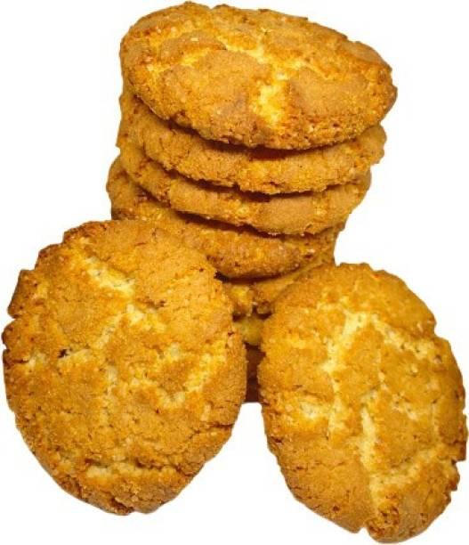 Tshot American Cookies Premium Cookies 500Gm (American Famous Cookies) |Crunchy Snack Biscuits and Snacks