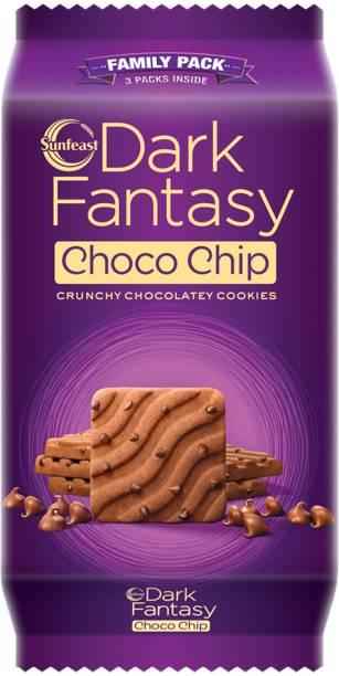 Sunfeast Dark Fantasy Choco Chip Cookies