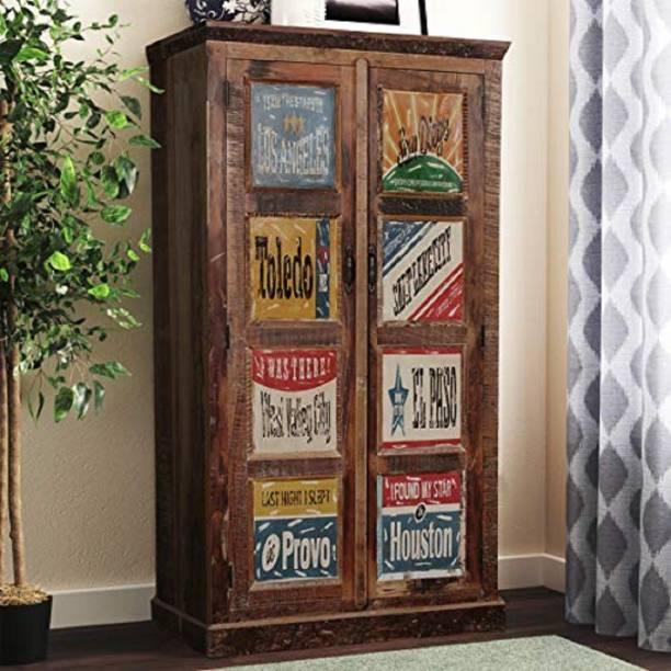 Designe Gallery Solid Wood Almirah
