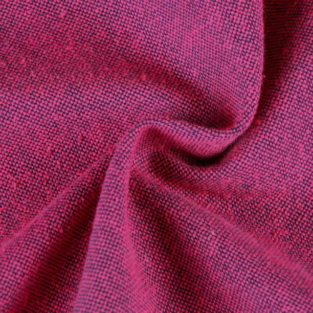 COOQS Shamray fabric meter cloth Cotton -5 Meter (Purple) Curtain Fabric