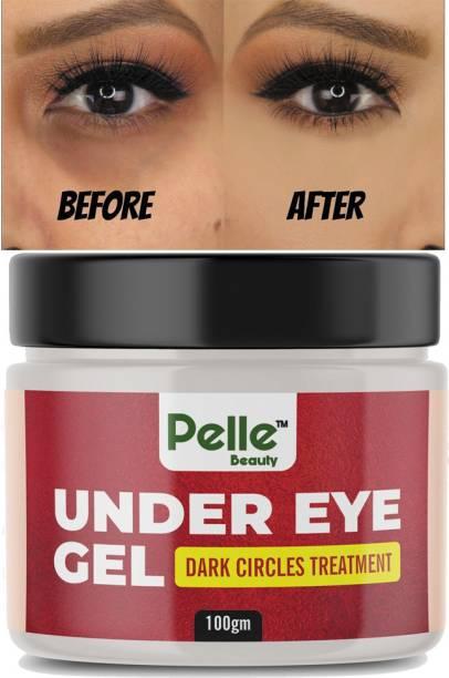 Pelle Beauty Under Eye Gel __For dark Circle Treatment _ For Men & Women _100gm