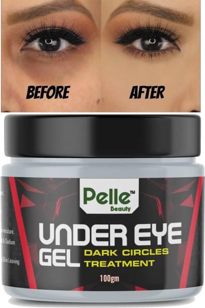 Pelle Beauty Under Eye Gel __For dark Circle Treatment __ For Men & Women _100gm