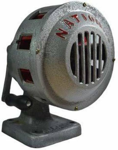 MME Manually Hand Operated Industrial Siren (Manually Without Electricity) Fire Alarm