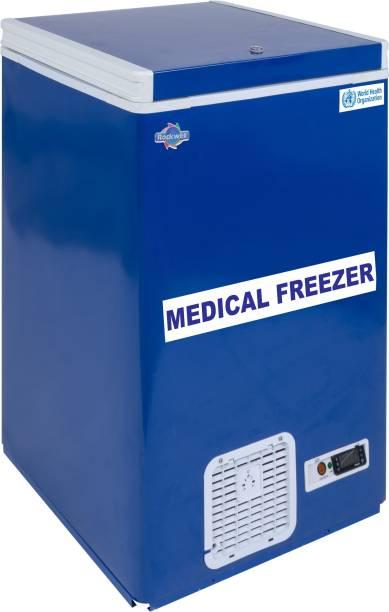 Rockwell 110 L Single Door Standard Deep Freezer