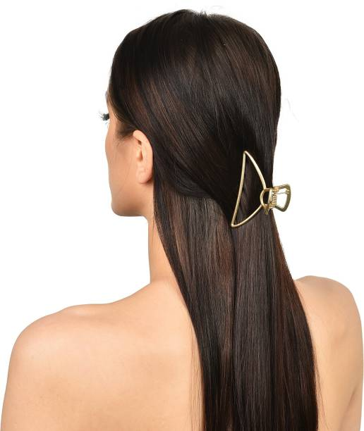 Vogue Hair Accessories Big Size Unbreakable Metal Hair Claw