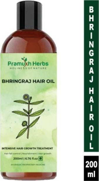 pramukh herbs BHRINGRAJ HAIR OIL Hair Oil