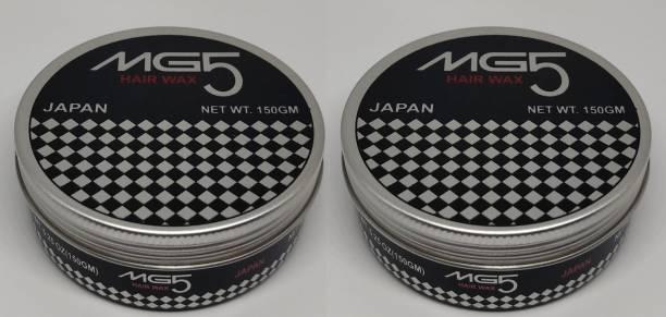 MG5 INAMORATA HAIR WAX PACK OF 2 (150 GM EACH) Hair Wax