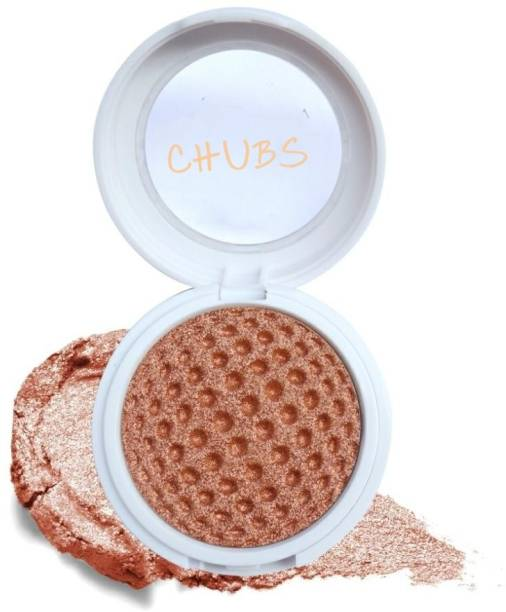 Chubs 5d Highly Pigmented Radiant Rose Gold  Highlighter