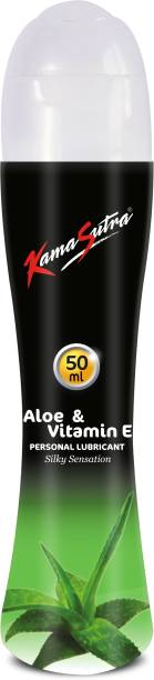 Kamasutra Personal Lube Aloevera and Vitamin E Lubricant