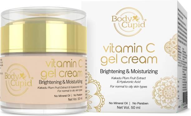 Body Cupid Vit C Aqua Gel Cream - 50 ml