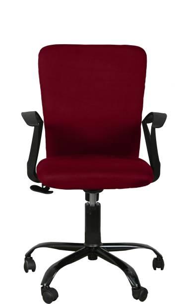 Flipkart Perfect Homes Fabric Office Executive Chair