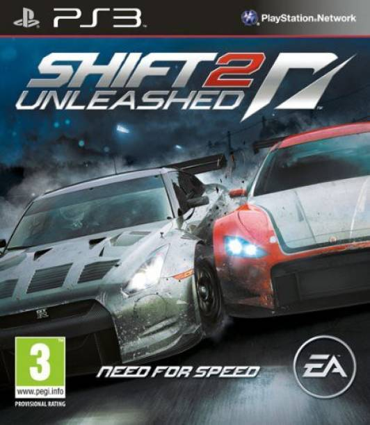 Need for Speed: Shift 2 Unleashed (PS3) (Platinum)