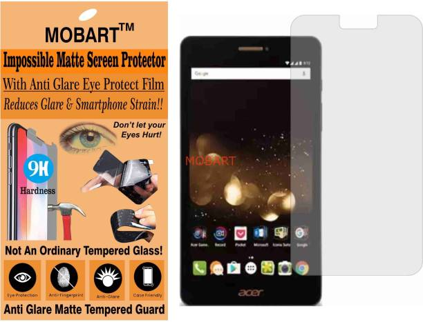 MOBART Impossible Screen Guard for ACER ICONIA TALK S (Flexible Matte)