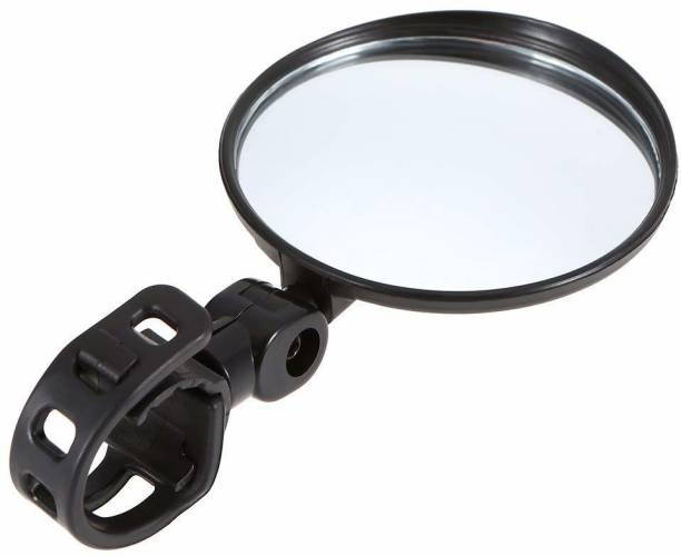 2fortheroad Manual Rear View Mirror For Universal For Bike Pleasure