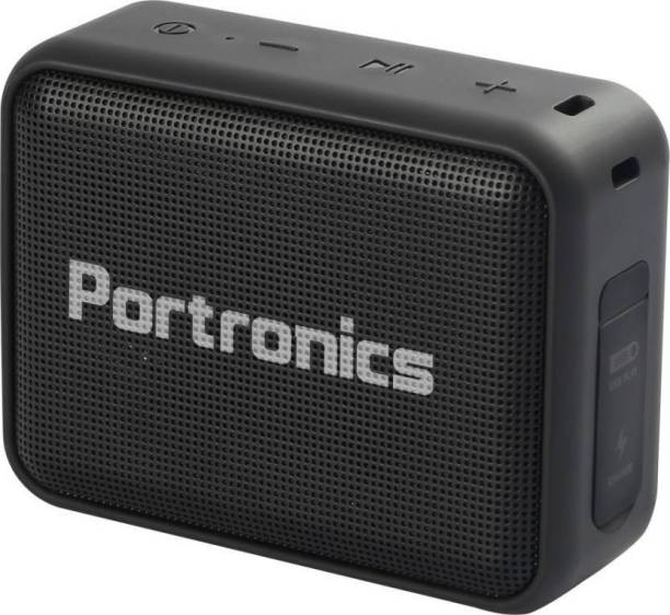 Portronics Dynamo, POR 737 5 W Bluetooth Laptop/Desktop Speaker