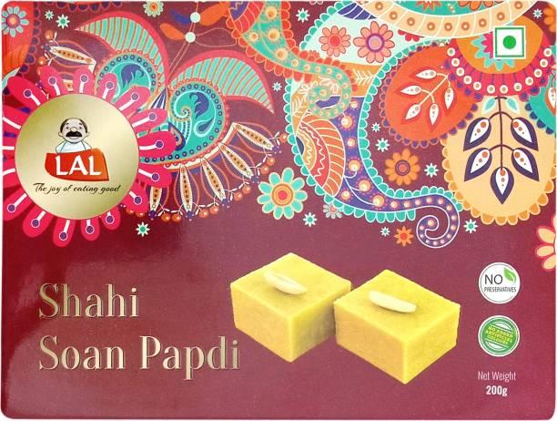 Lal Shahi Soan Papdi Box