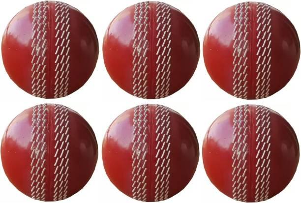 FLASH pvc hard training synthetic Cricket Synthetic Ball