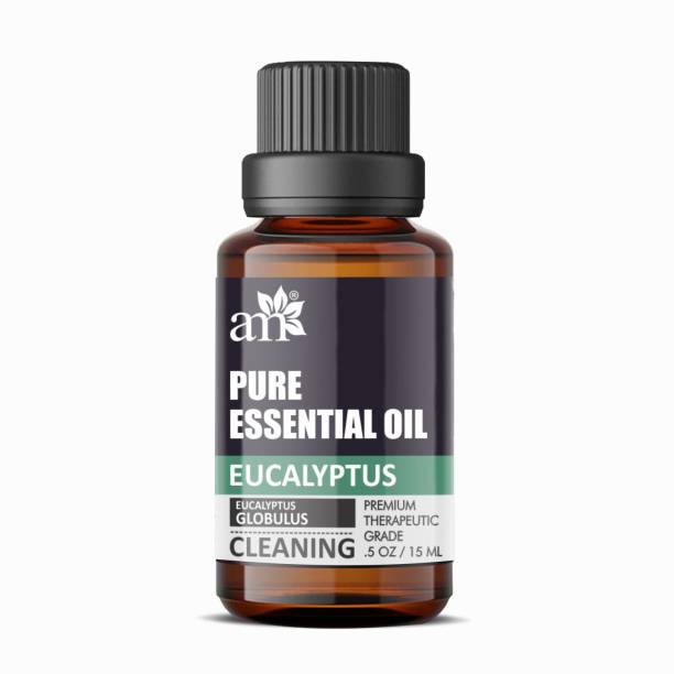 aromamusk 100% Pure Eucalyptus- Cleaning - Eucalyptus Globulus Aroma Essential Oil