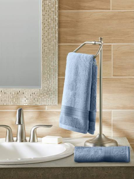 Raymond Home Cotton 450 GSM Hand Towel Set