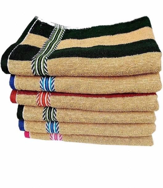 nutangoyal Cotton 300 GSM Hand Towel