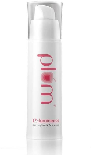 Plum E-Luminence the bright mix face serum