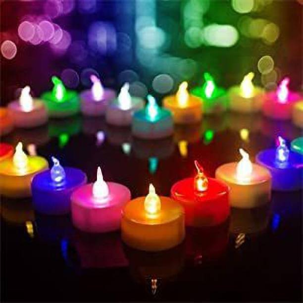 Ein Sof ES-Multi-LED-TLITES Candle
