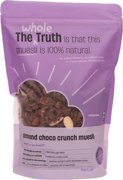 The Whole Truth Breakfast Muesli - Almond Choco Crunch