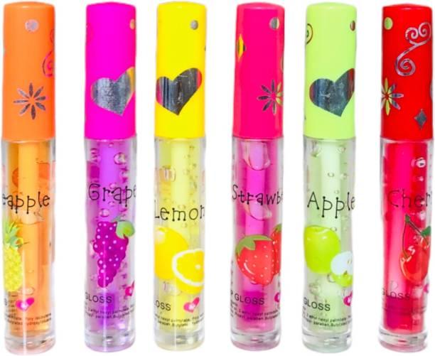 SWISS BEAUTY Shining Lipgloss (pack of 6)