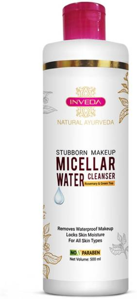 Inveda Stubborn Makeup Water Cleanser Makeup Remover