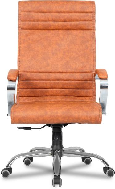 GREEN SOUL Verona High Back Leatherette Office Executive Chair