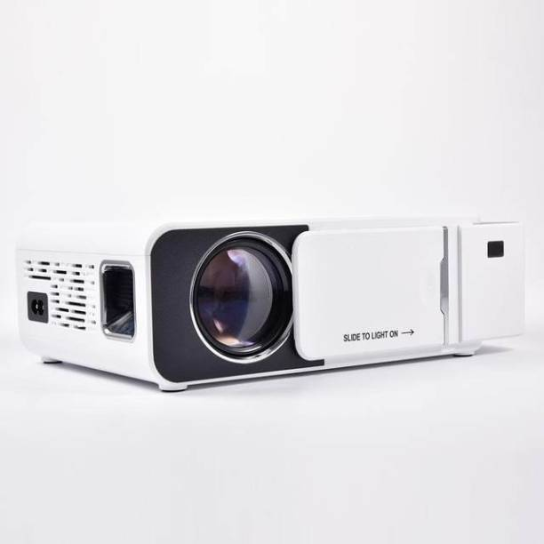 IBS T5 Smart Projector HD 3D WiFi miracast 3200 Lumens Home Cinema Projector Portable Projector 4700 lm LED Corded Portable Projector
