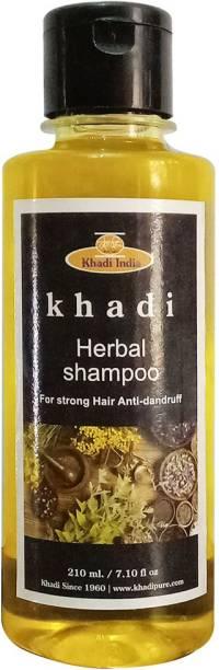 Khadi Pure Herbal Shampoo - 210ml