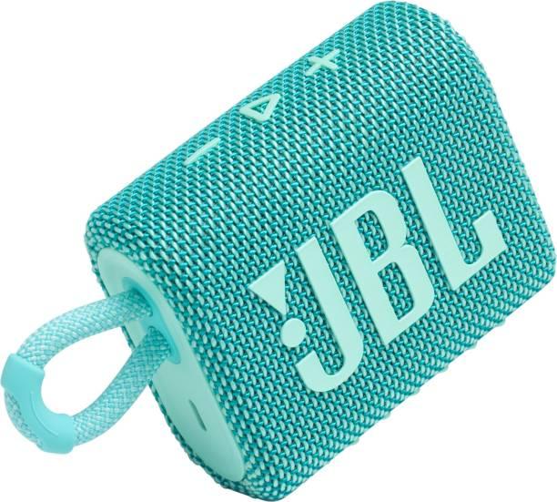 JBL GO 3 4.2 W Bluetooth Speaker