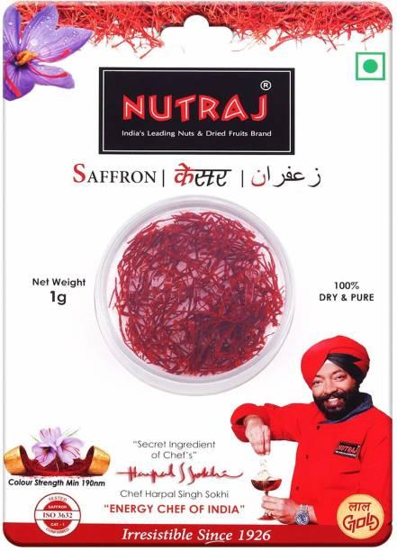 Nutraj Saffron (Kesar) Blister Pack