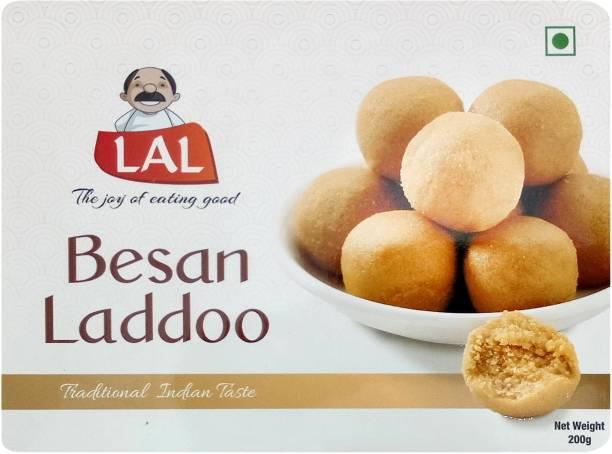 Lal Besan Laddoo Box
