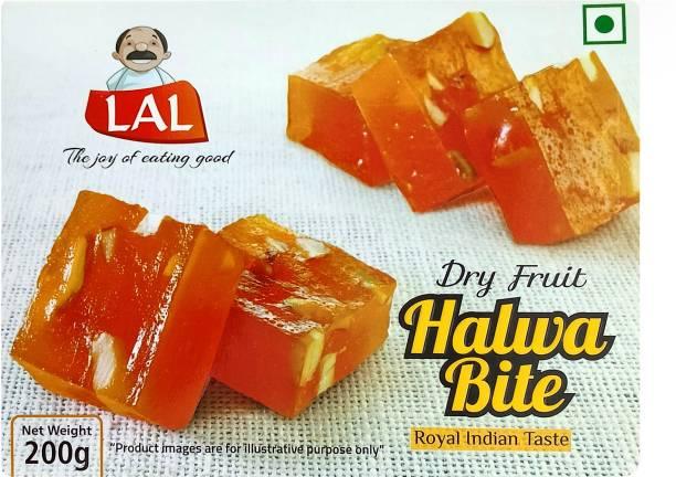 Lal Dry Fruit Halwa Bite Box