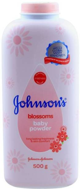 JOHNSON'S IMPORTED BLOSSOMS BABY POWDER