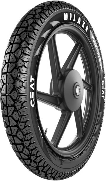 CEAT 106207 80/100-17 Front Tyre