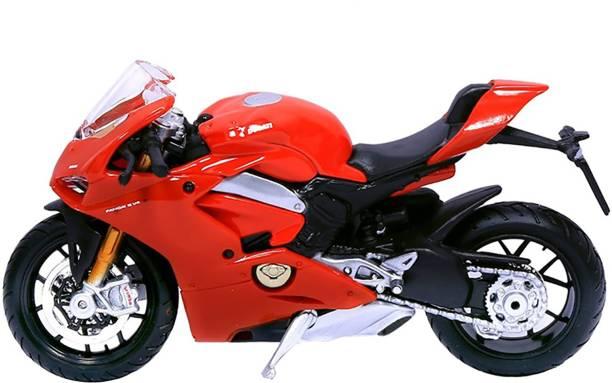 Bburago Ducati Panigale V4 Motorcycle