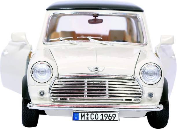Bburago 1: 18 Scale Mini Cooper 1969