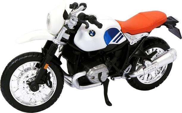 Bburago BMW R Ninet Urban GS Motorcycle