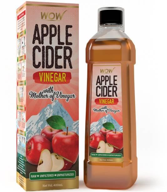 WOW Life Science 400mL Raw Vinegar