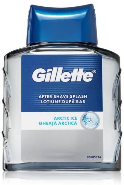 GILLETTE IMPORTED ARCTIC ICE AFTER SHAVE SPLASH