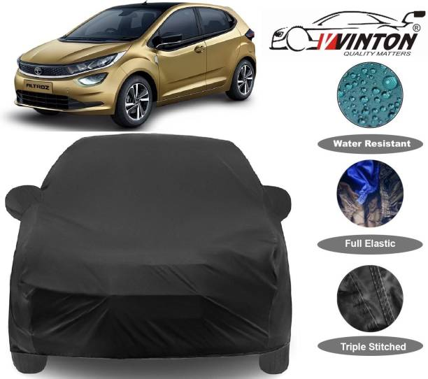 V VINTON Car Cover For Tata Altroz (With Mirror Pockets)