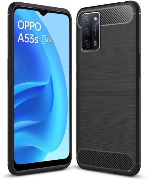 CaseRepublic Back Cover for OPPO A53s 5G