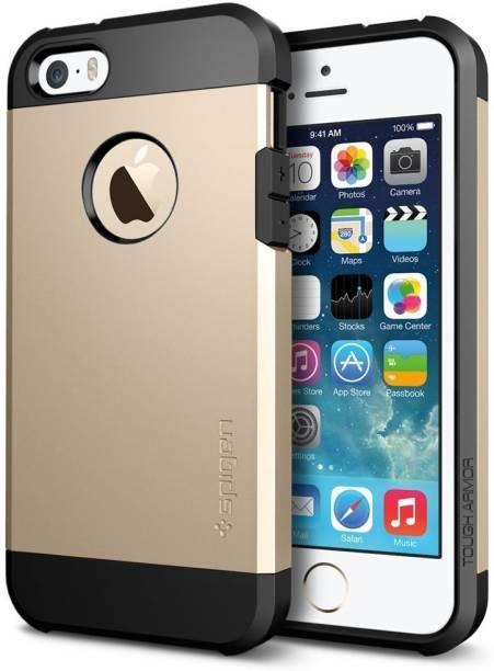 Spigen Back Cover for Apple iPhone 5s, Apple iPhone 5, Apple iPhone SE(2016)