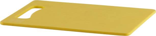 POLYSET Easy Chop Regular Chopping Board Plastic Cutting Board
